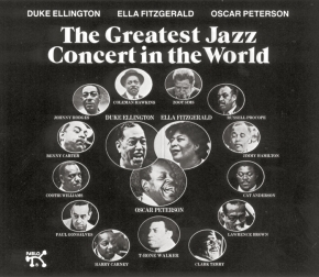 THE GREATEST JAZZ CONCERT IN THE WORLD PABLO 3PACD 2625–704