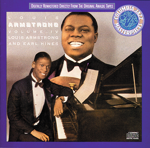 Louis Armstrong Volume IV-Louis Armstrong and Earhines