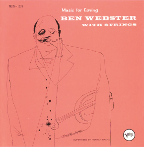 BEN WEBSTER with STRINGS