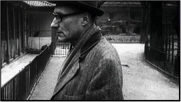 Кадр из фильма «Уильям Берроуз. Человек внутри»