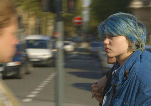 Синий самый теплый цвет фильм