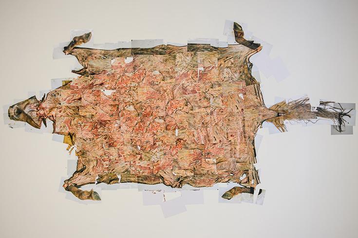 Ербосын Мельдибеков. Карта Чингисхана или Шкура красного коня, 2007