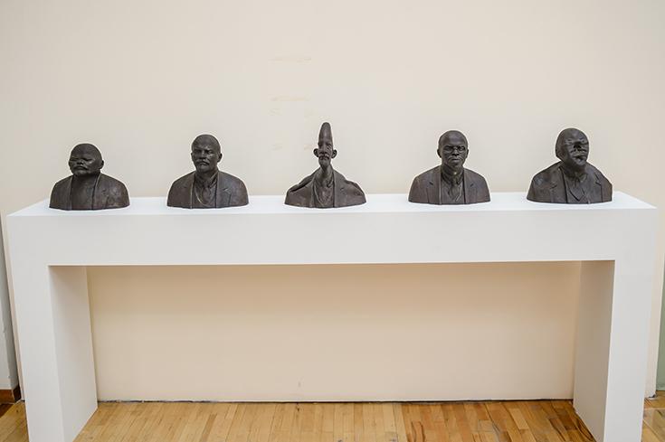 """Ербосын Мельдибеков. """"Мутации"""", 2007"""