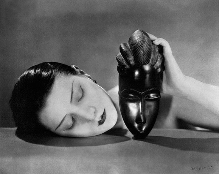 Ман Рэй. Черное и белое, 1926