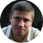 Исследователь и критик научной фантастики Сергей Шикарев