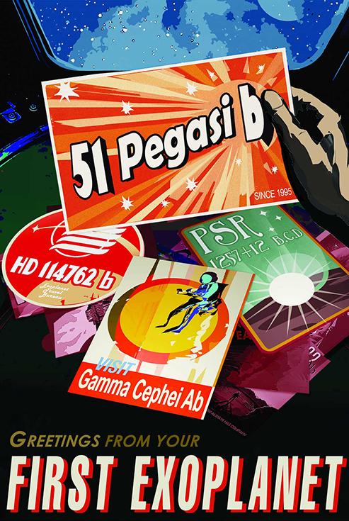 Поздравления с планеты 51 Пегаса b