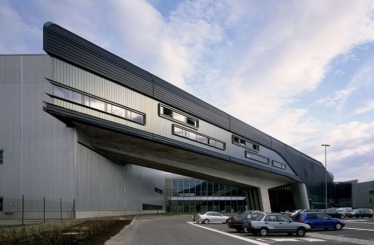 Завод BMW в Лейпциге, 2005