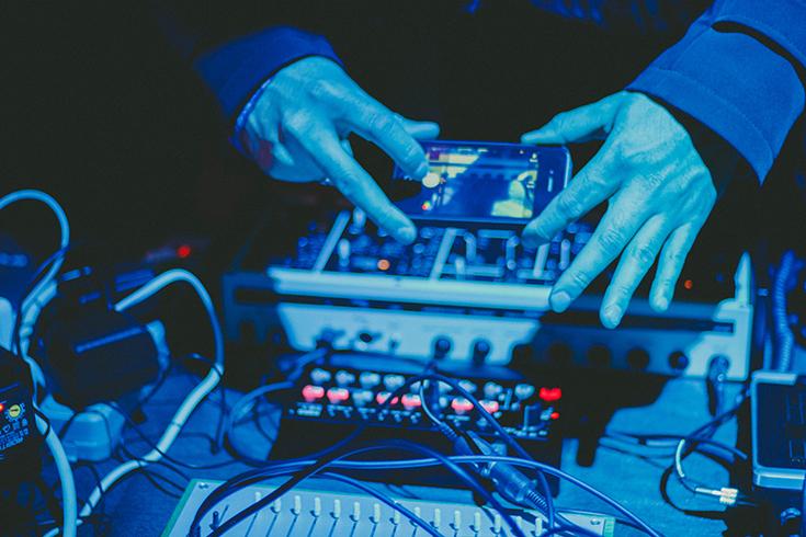 Фоторепортаж с фестиваля музыкальных технологий «Синтпозиум»