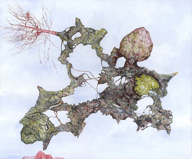 Алёша. P-landscape #20
