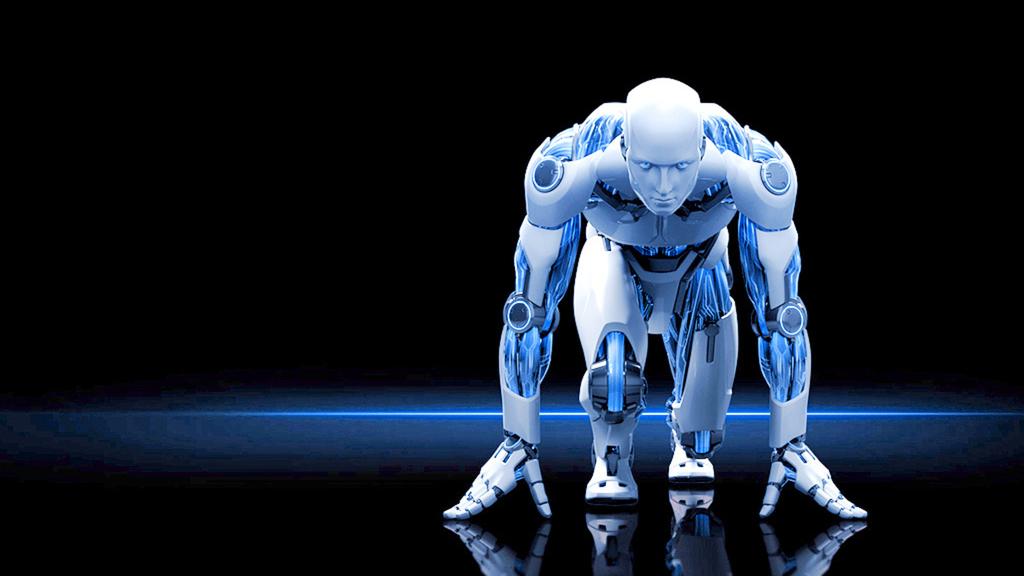 Робот-человек