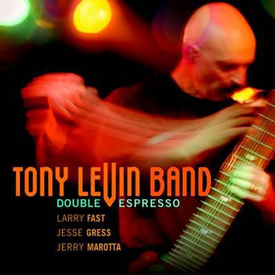 Альбом Tony Levin «Double Espresso»