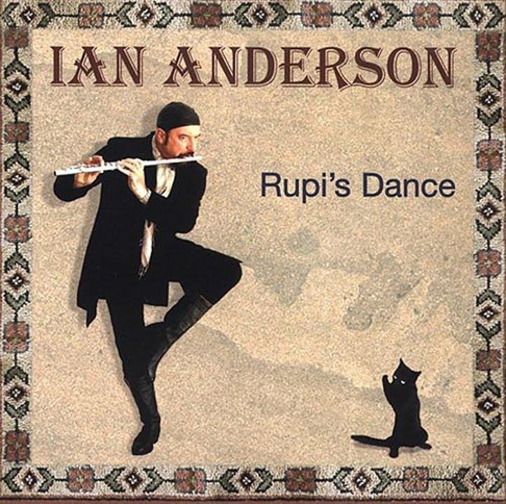 Альбом Иэна Андерсона «Rupi's Dance» - ArtElectronics.ru
