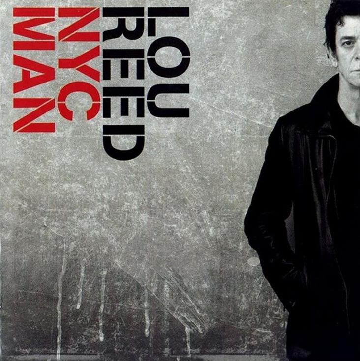 Lou Reed альбом «NYC Man»