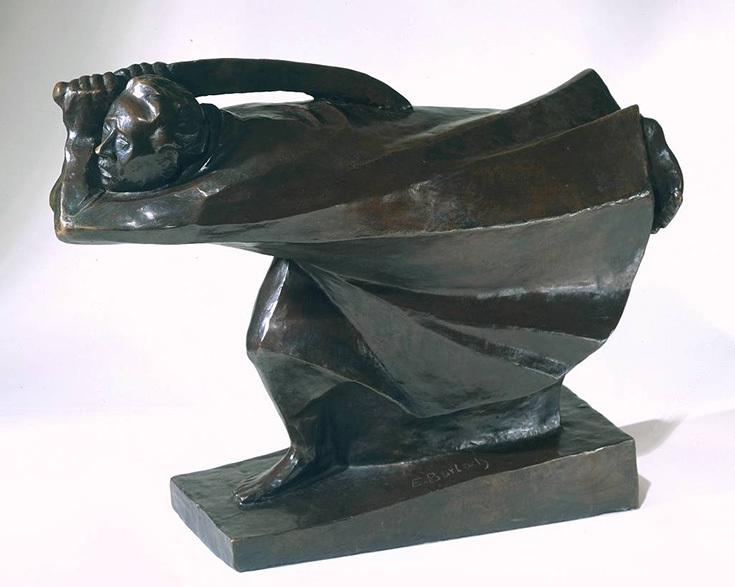 Эрнст Барлах, Мститель, 1914