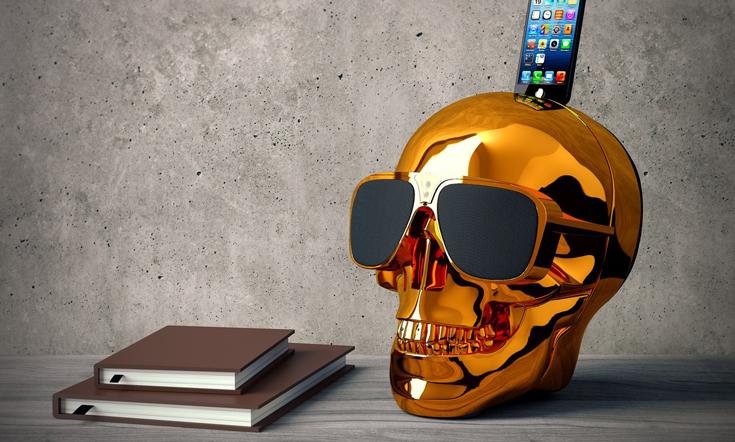 AeroSkull HD от Jarre Technologies