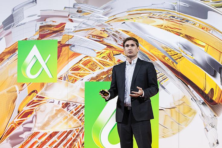 Выступление Джордана Брандта на конференции Autodesk University