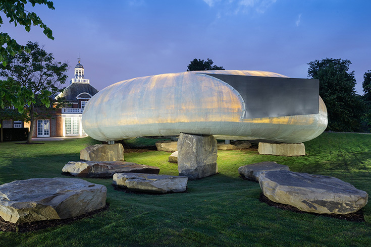 Serpentine Gallery Pavilion 2014