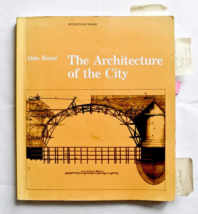 Альдо Росси. Архитектура города