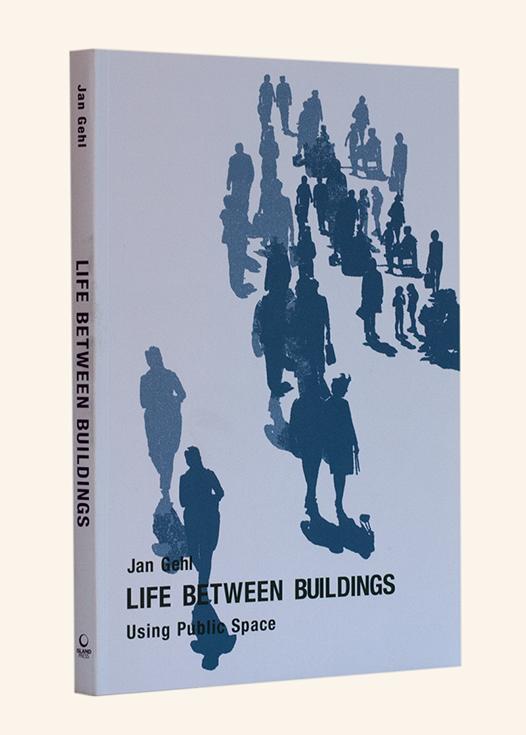 Ян Гейл. Жизнь среди зданий