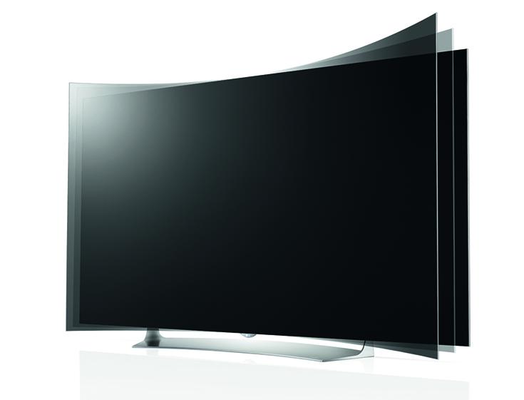 Телевизор LG OLED Flexible 77EG9900