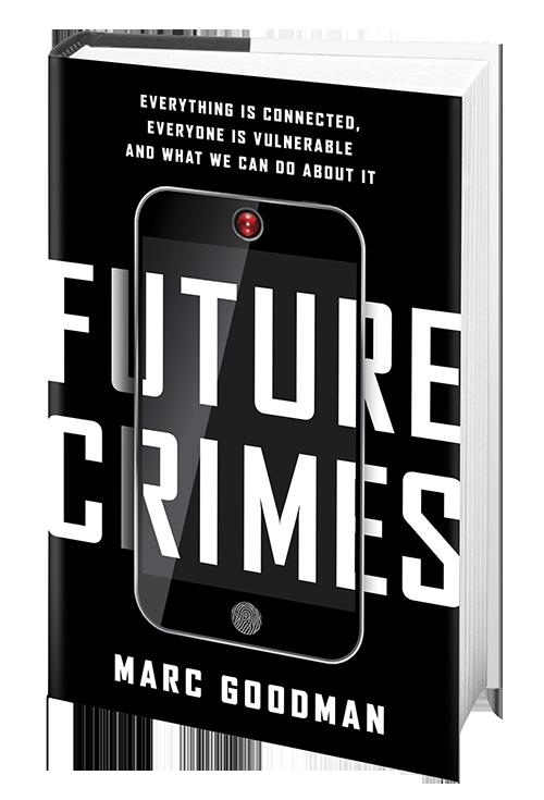 """Книга Марка Гудмана """"Будущие преступления"""""""