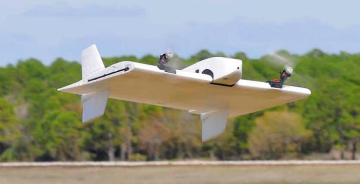 Беспилотник Aurora Skate Drone