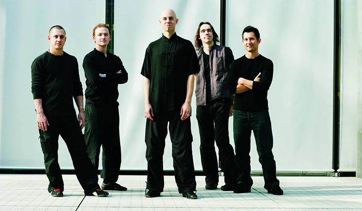 Nik Bartsch и его группа Ronin