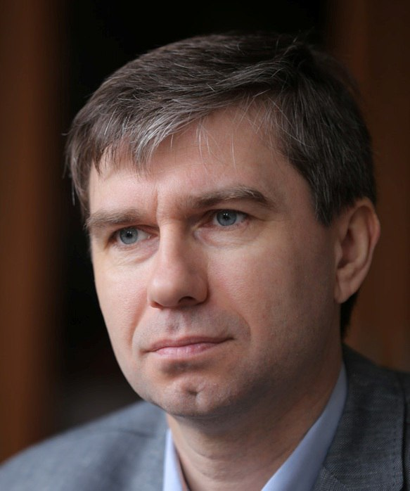 Биолог Егор Задереев
