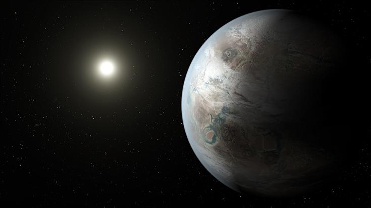 Kepler-452b для Земли ― брат или модель будущего?