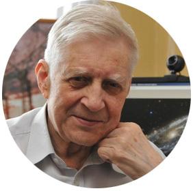 Николай Кардашев, председатель научного совета РАН по астрономии