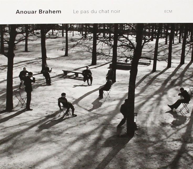 Альбом Anouar Brahem «Le pas du chat noir»