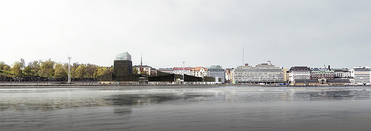 Гуггенхайм в Хельсинки: стресс-тест для архитектуры