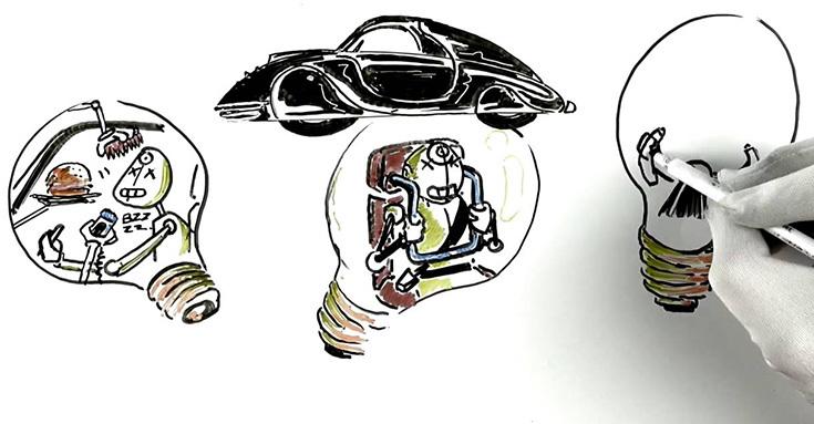 Объявлен международный конкурс на идею для автомобиля будущего