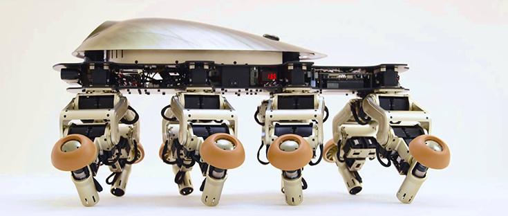 Робот Halluc IIx