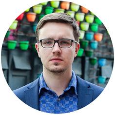 Николай Горелый, руководитель проекта SMIT