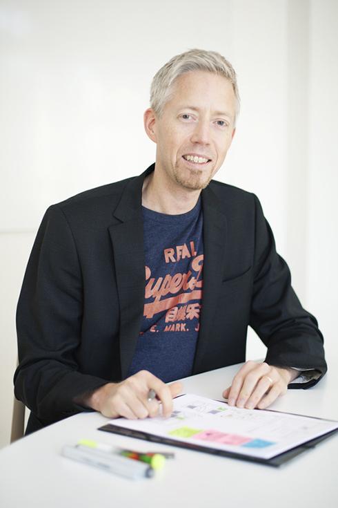 Леннарт Андерссон, директор по интерактивному дизайну Veryday