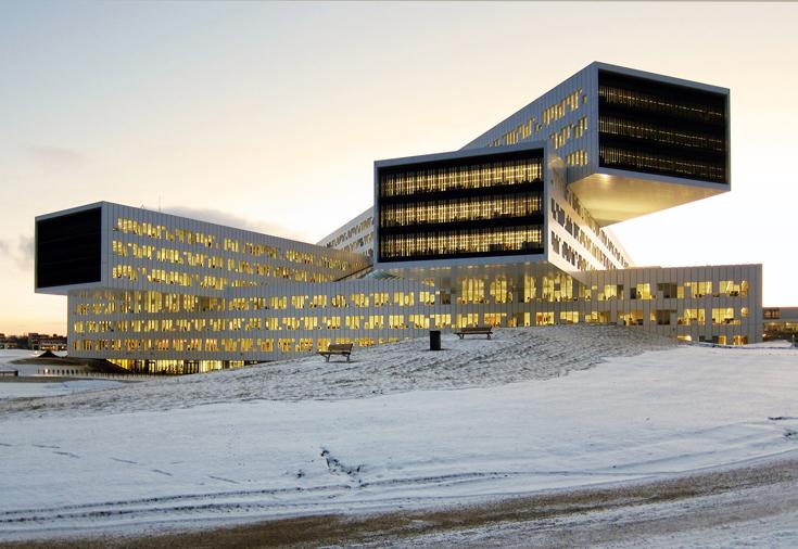 Офис Statoil по проекту a-lab