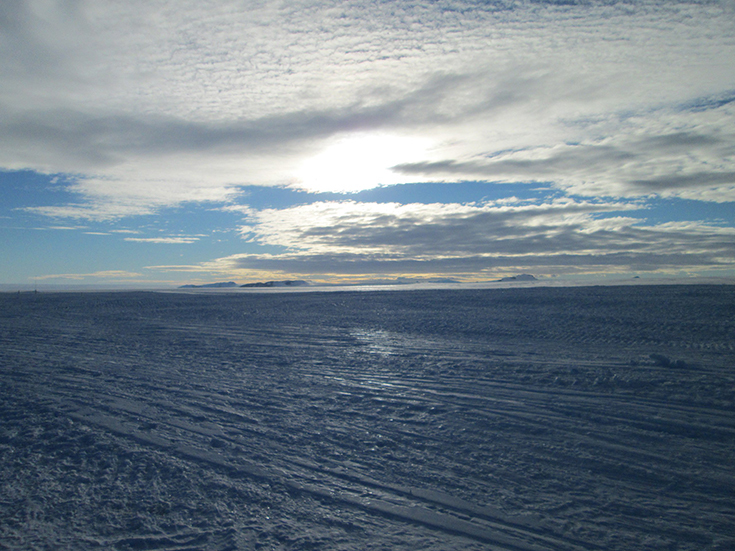 Антарктическая равнина