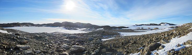 Антарктическая станция Новолазаревская