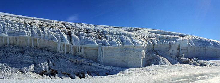 Ледниковый шельф