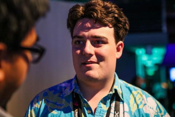 Основатель Oculus Палмер Лаки (Palmer Luckey)
