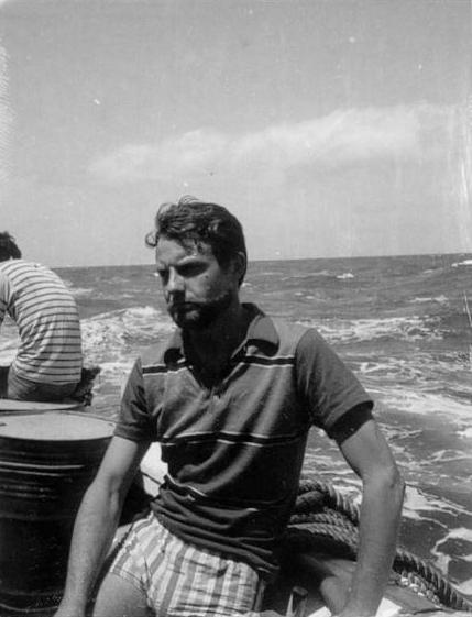 Ив Омер во французском флоте