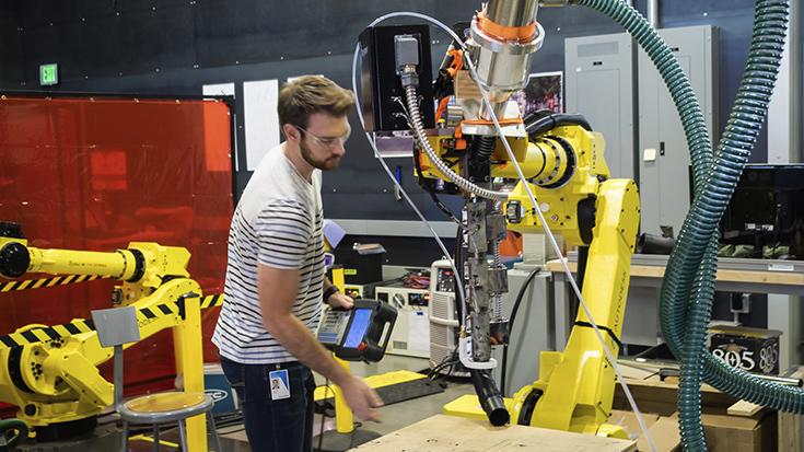 Роботизированная 3D-печать на Autodesk University