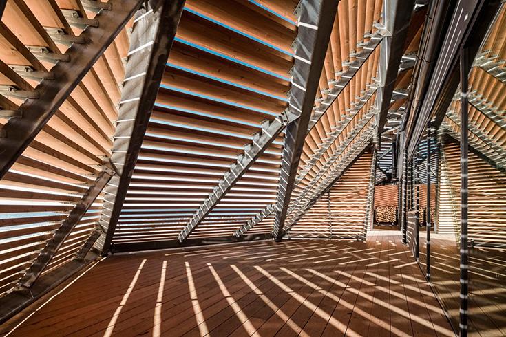 Сауна Loyly от Avanto Architects