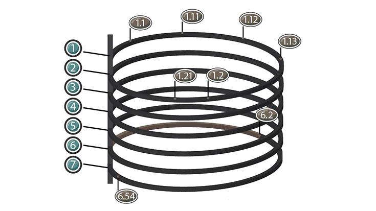 Спираль Трактата Витгенштейна