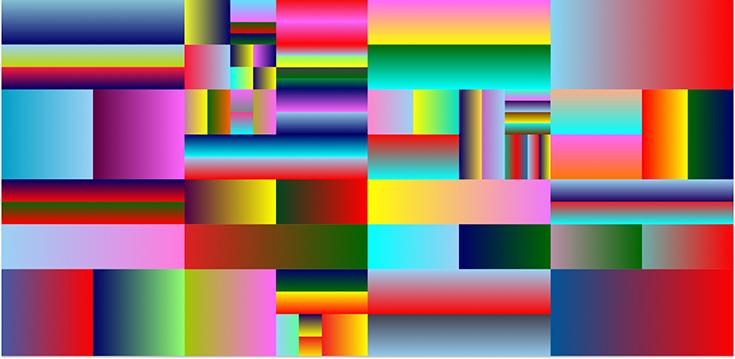 """Рафаэль Розендаль в Петербурге: выставка мировой звезды net-арта в галерее """"24 Х 4"""""""